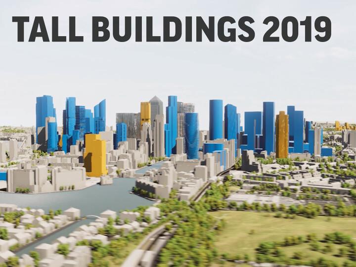 NLA London Tall Buildings Survey 2019