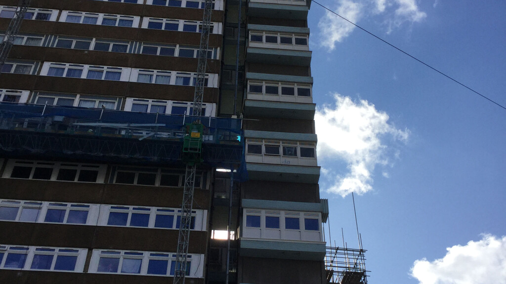 Rebuilding London's legacy building stock