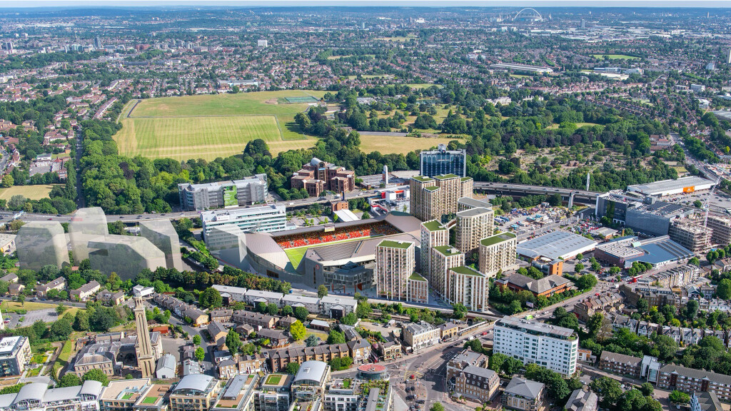 London sports venues score crucial regeneration goals