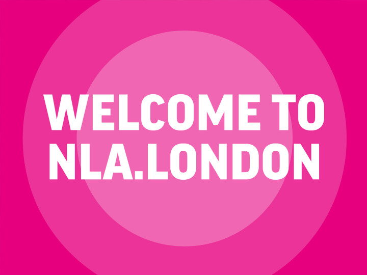 Welcome to nla.london
