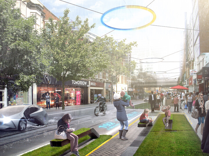 Future Streets – what will streets look like in 2050? Powered by PechaKucha