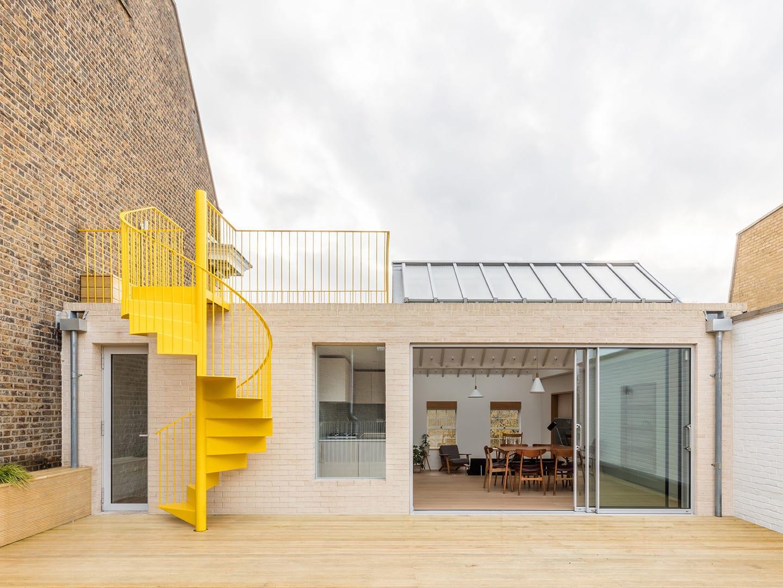 Mile End Road, Vine Architecture Studio