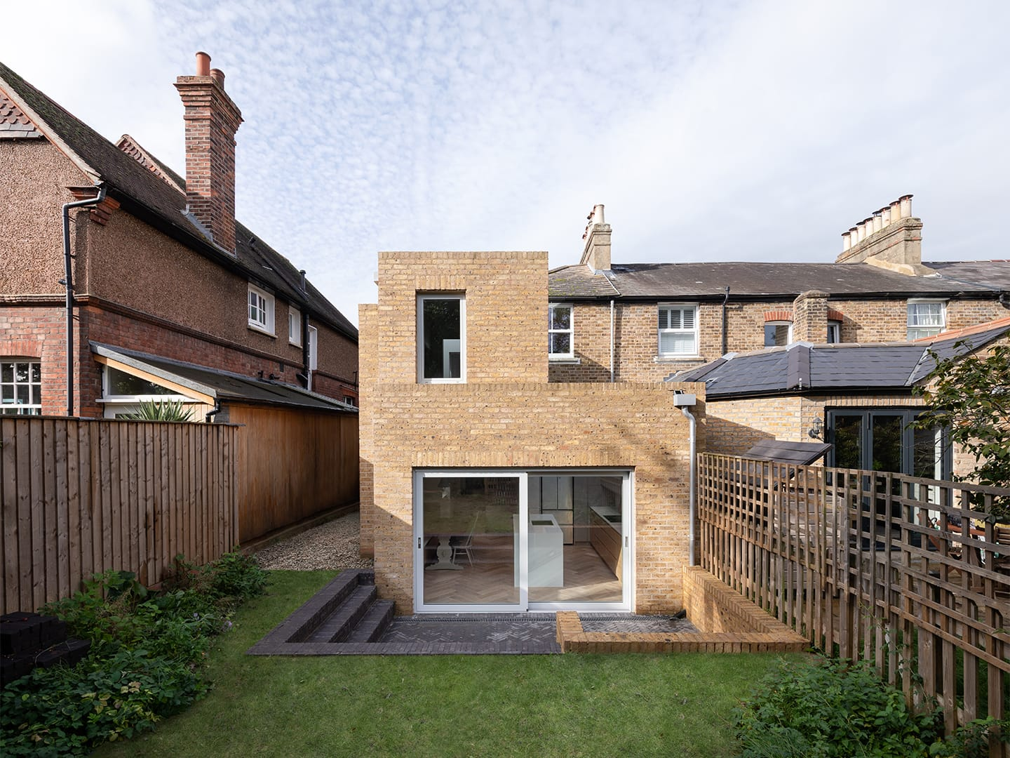 The Step House, Grey Griffiths Architects