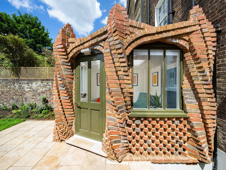Twist House, Urban Mesh Design