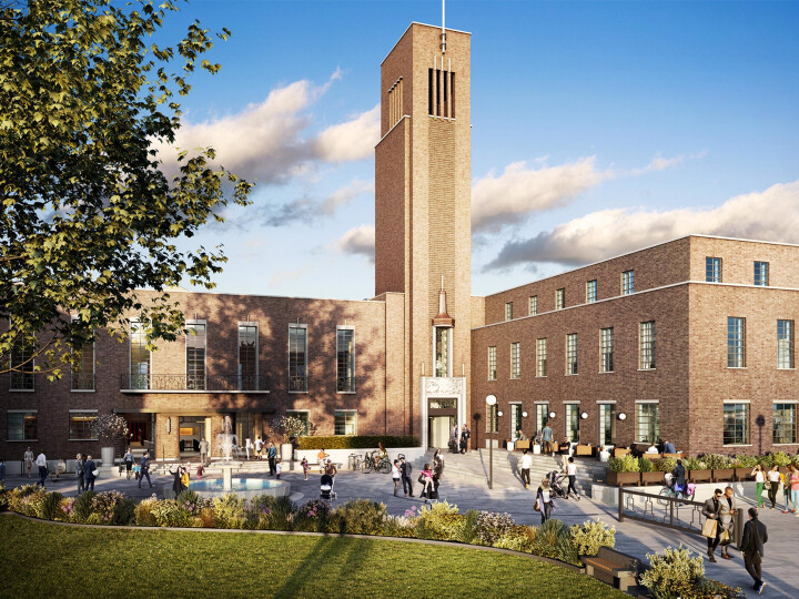 Civic charm: the transformation of Hornsey Town Hall