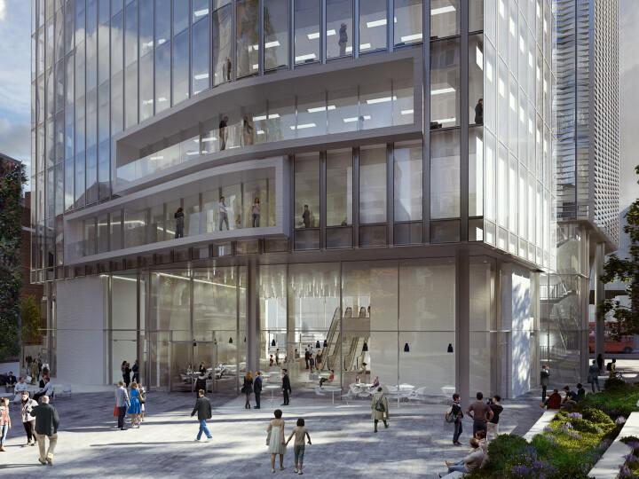 Office building 18 Blackfriars Rd