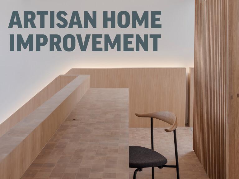 Apartment Block. Craftsmanship Prize. Don't Move, Improve! 2020