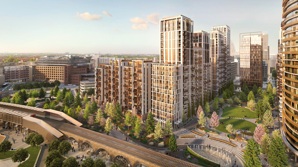 The Parkside Residences, White City Living, Phase 1