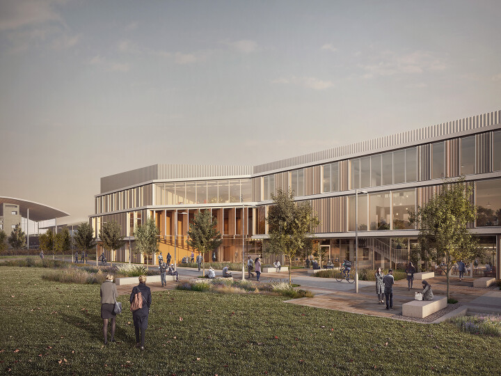 University of Cambridge Shared Facilities Hub