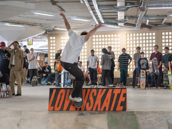 Southbank Undercroft Skate Space