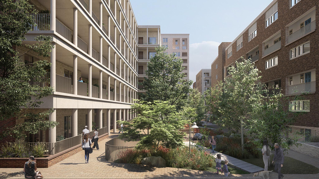 Kings Crescent Estate Phases 3&4