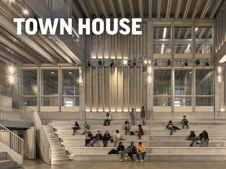 Building Review – Town House, Kingston University