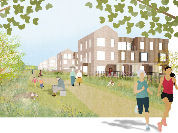 Himley Village EcoTown Masterplan