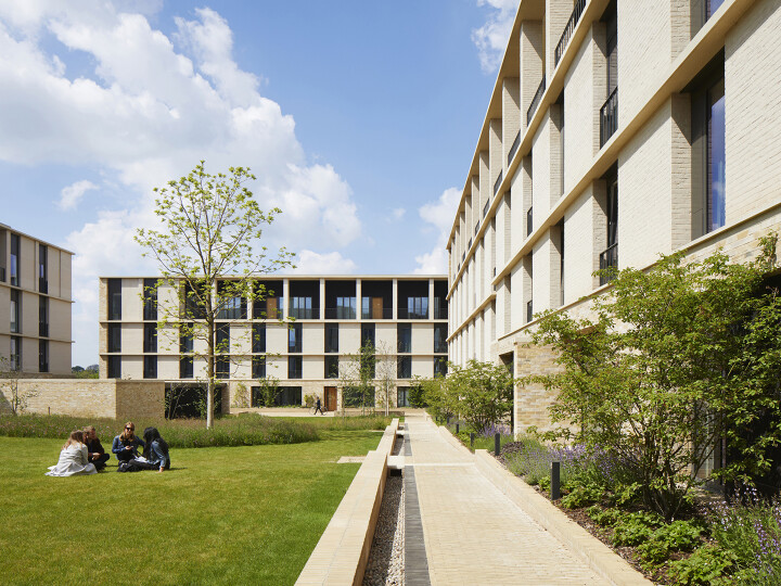 Key Worker Housing, Eddington, Cambridge