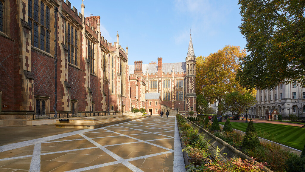 Lincoln's Inn Great Hall and Library