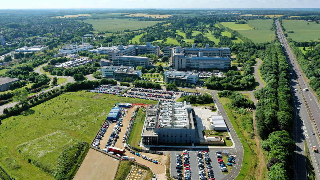 Stevenage Life Sciences Cluster