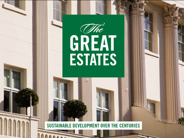 From the archive: The Great Estates