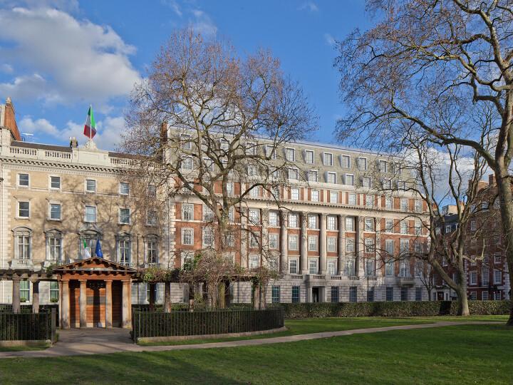No.1 Grosvenor Square